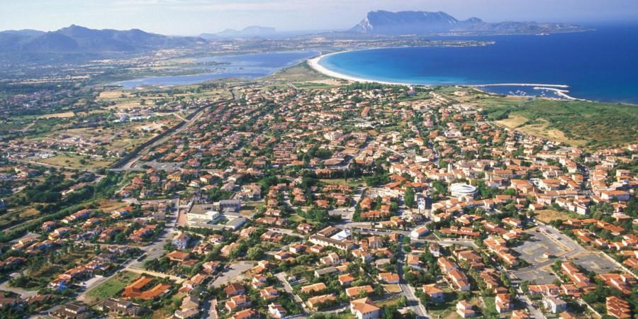 Veduta aerea di San Teodoro
