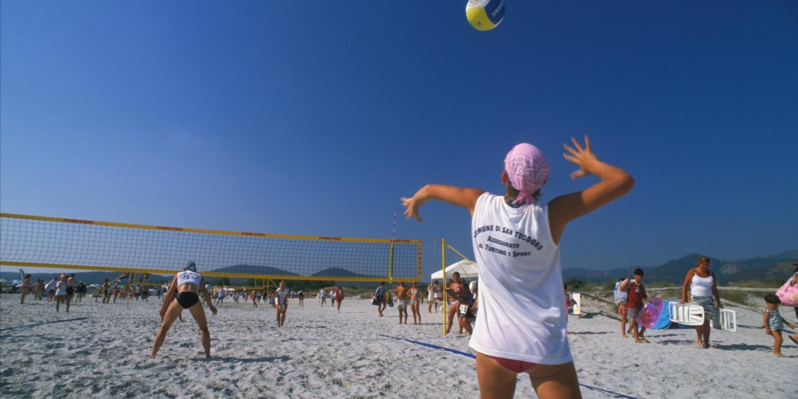 Torneo di Beach Volley a La Cinta
